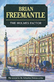 The Holmes Factor, Hardback Book