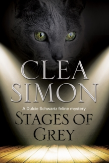 Stages of Grey: A Feline-Filled Academic Mystery, Hardback Book