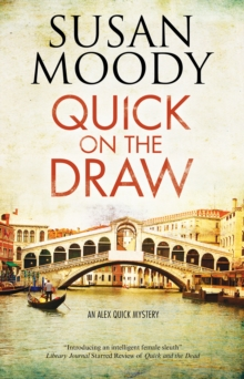 Quick on the Draw, Hardback Book