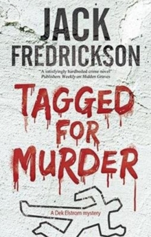 Tagged for Murder, Hardback Book