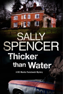 Thicker Than Water : A British Police Procedural Set in 1970s, Hardback Book