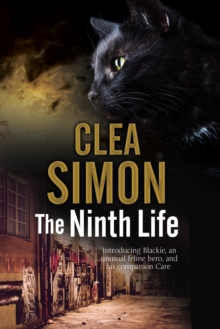 The Ninth Life : A New Cat Mystery Series, Hardback Book