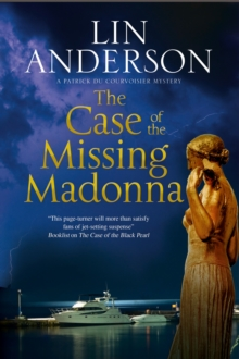 The Case of the Missing Madonna : A Mystery with Wartime Secrets, Hardback Book