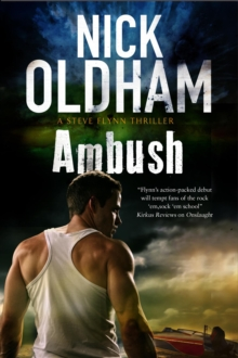 Ambush : A Thriller Set on Ibiza, Hardback Book