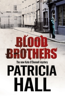 Blood Brothers : A British Mystery Set in London of the Swinging 1960s, Hardback Book