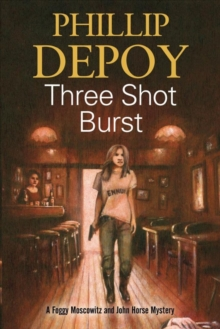 Three Shot Burst : Severn House Publishers, Hardback Book