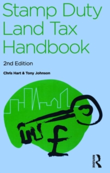 The Stamp Duty Land Tax Handbook, Paperback Book