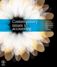 Contemporary Issues in Accounting, Paperback Book