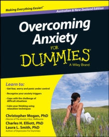 Overcoming Anxiety For Dummies - Australia / NZ, EPUB eBook