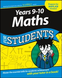 Years 9 - 10 Maths For Students, EPUB eBook