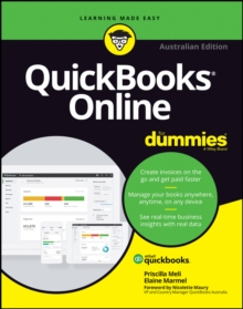 QuickBooks Online For Dummies, PDF eBook