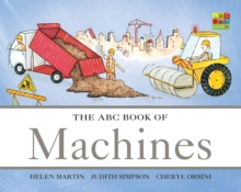 The ABC Book of Machines, EPUB eBook