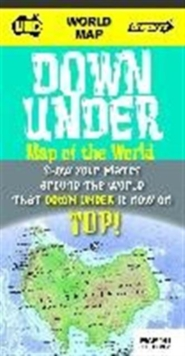 Down Under World Map 161 7th ed, Sheet map, folded Book