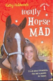 Totally Horse Mad, Paperback Book