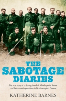 The Sabotage Diaries, Paperback Book