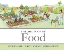 The ABC Book of Food, Hardback Book
