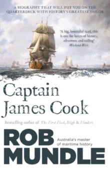 Captain James Cook, Paperback Book