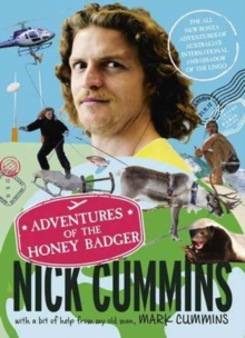 The Adventures of the Honey Badger, Paperback Book