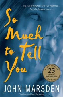 So Much To Tell You : 25th Anniversary Edition, Paperback Book