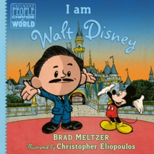 I am Walt Disney, Hardback Book