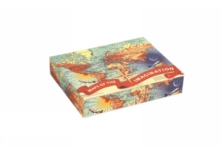 Wendy Gold Maps of the Imagination Keepsake Box, Cards Book