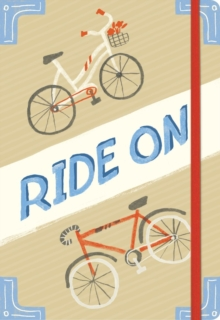 Ride on Bicycles Essential Everyday Journal, Notebook / blank book Book