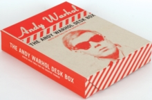 Andy Warhol Desk Box, Kit Book