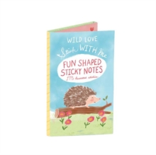 Stick with Me / Wild Love Shaped Sticky Notes : 175 Decorated Stickies, Stickers Book