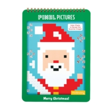 Merry Christmas! Pixel Pictures, Kit Book