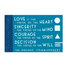 Frank Lloyd Wright the Organic Commandment Magnet, Other merchandise Book