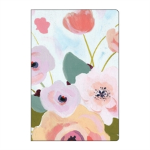 Painted Petals Mini Notebook Set, Notebook / blank book Book