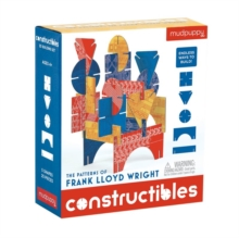 The Patterns of Frank Lloyd Wright Constructibles : Constructible Frank Lloyd Wright, Kit Book