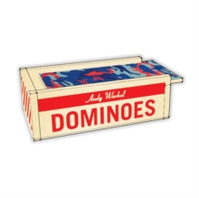 Andy Warhol Wooden Dominoes, Other merchandise Book