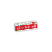 Merry Christmas Mini Coloring Roll, Other printed item Book
