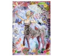 Zebra Girl, Hardback Book