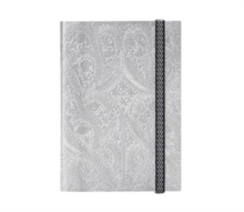 Silver, Notebook / blank book Book