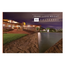 Frank Lloyd Wright Postcard Book, Postcard book or pack Book