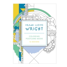 Frank Lloyd Wright Coloring Postcards, Postcard book or pack Book