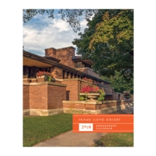 Frank Lloyd Wright 2018 Engagement Calendar, Calendar Book