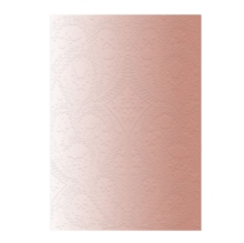 "Christian Lacroix Blush A5 8"" X 6"" Ombre Paseo Notebook, Notebook / blank book Book"