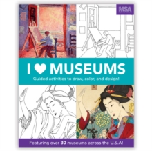 I Heart Museums Activity Book, Paperback Book