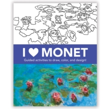 I Heart Monet Activity Book, Paperback / softback Book