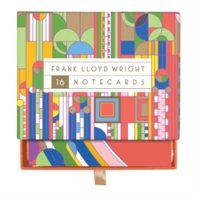 Frank Lloyd Wright Designs Greeting Assortment, Cards Book