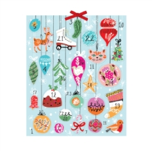 Twinkle & Shine Advent Calendar, Calendar Book
