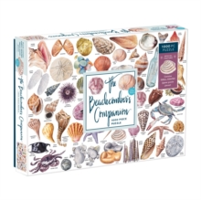 The Beachcomber's Companion 1000 Piece Puzzle With Shaped Pieces, Jigsaw Book