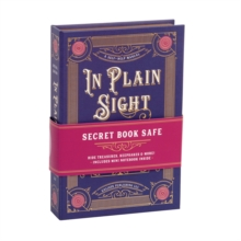 In Plain Sight Book Safe, Miscellaneous print Book