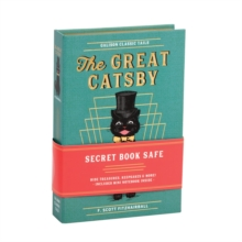 The Great Catsby Book Safe, Miscellaneous print Book