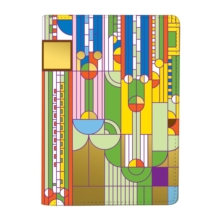 Frank Lloyd Wright Saguaro Passport Cover, Miscellaneous print Book