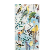 Christian Lacroix Birds Sinfonia Travel Journal, Notebook / blank book Book