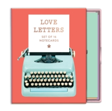 Love Letters DIY Notecards Set, Cards Book